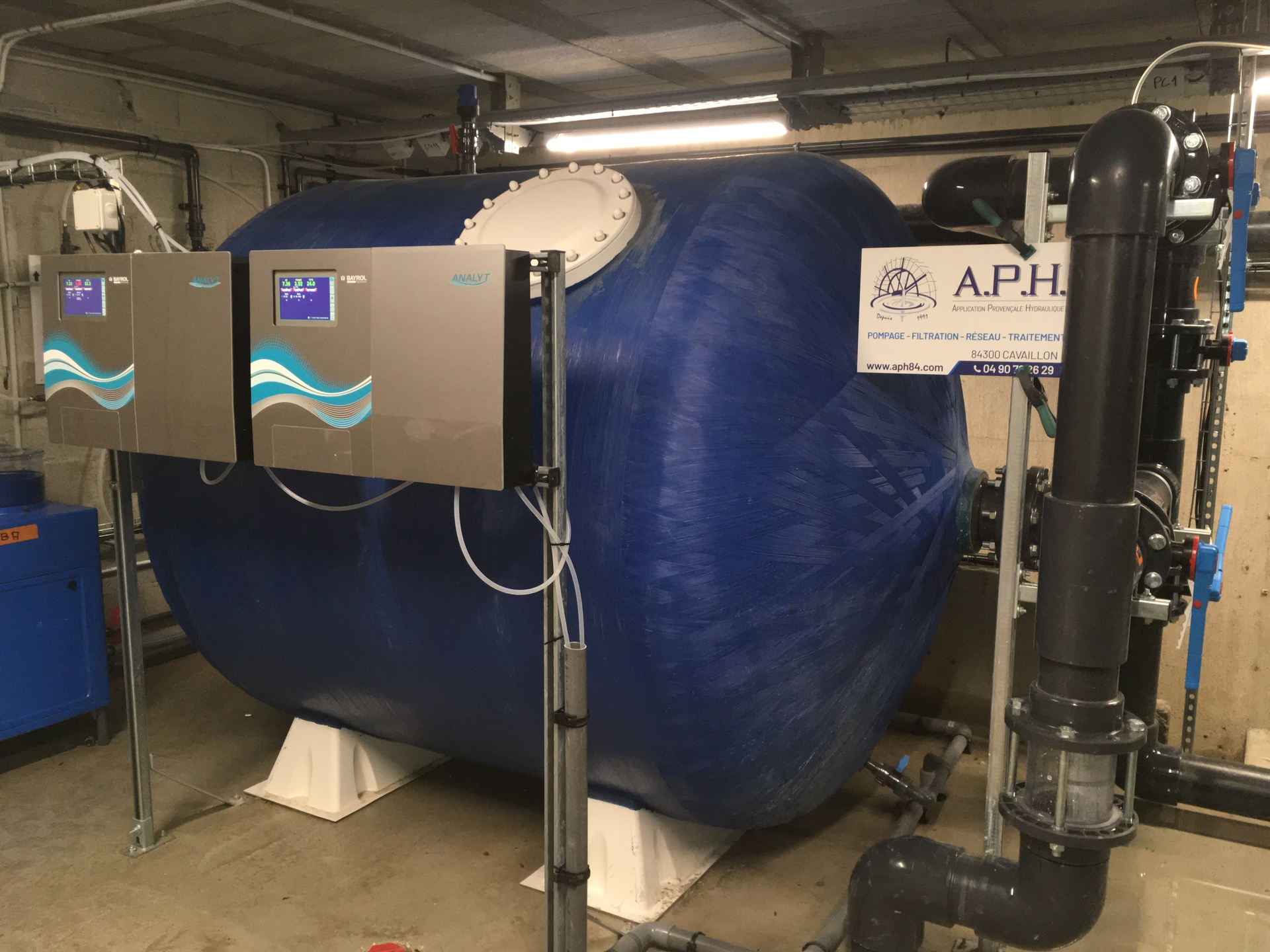 cavaillon roudiere systeme de filtration