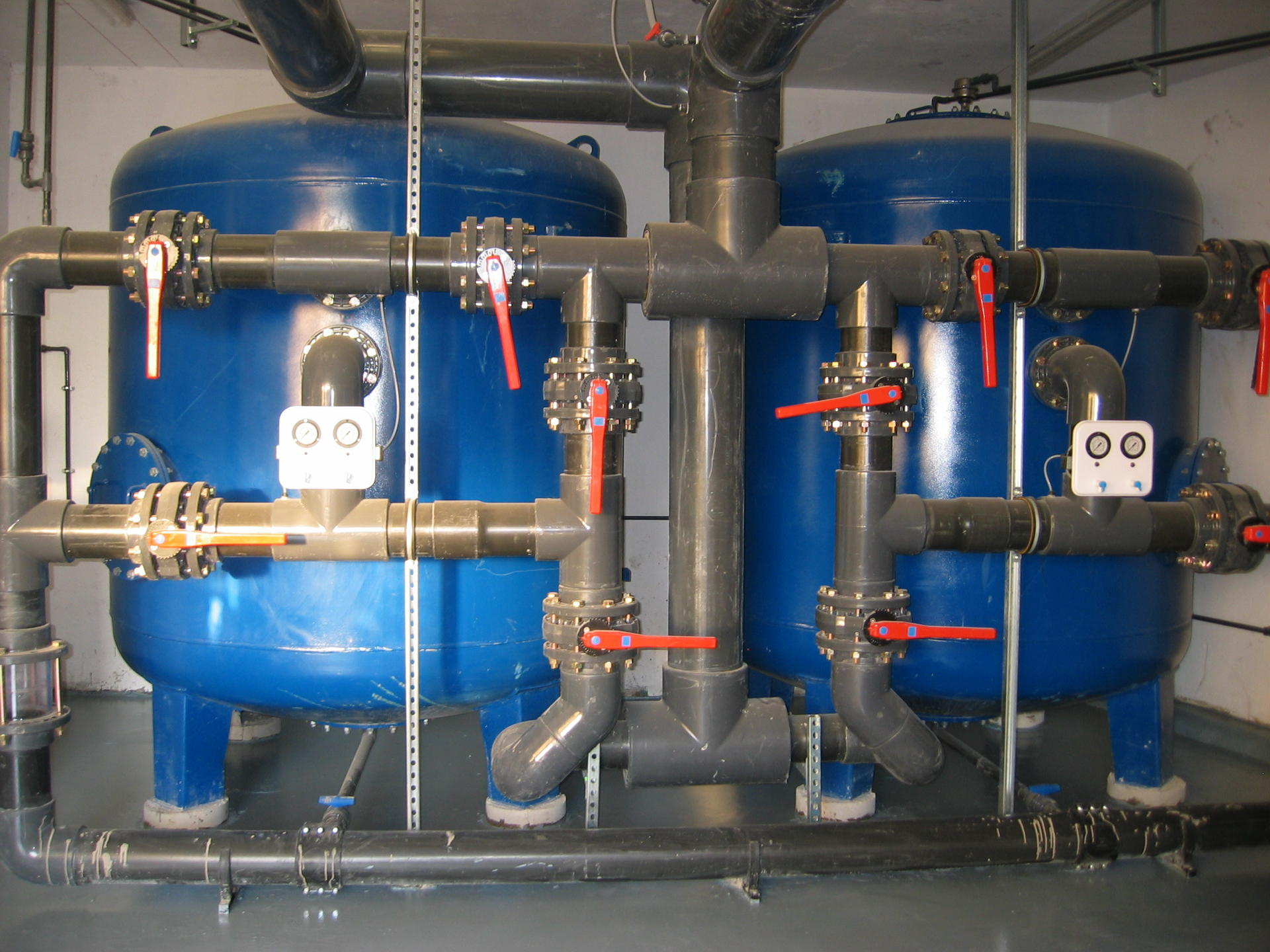 systeme filtration piscine vitrolles